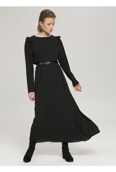Bfg Moda 753-588-2028 Kadın Elbise