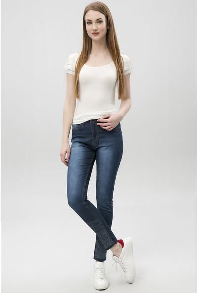 New Laviva 650-5003-5 Kadın Pantolon
