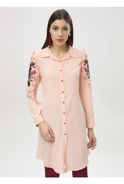 New Laviva 650-2108 Kadın Tunik