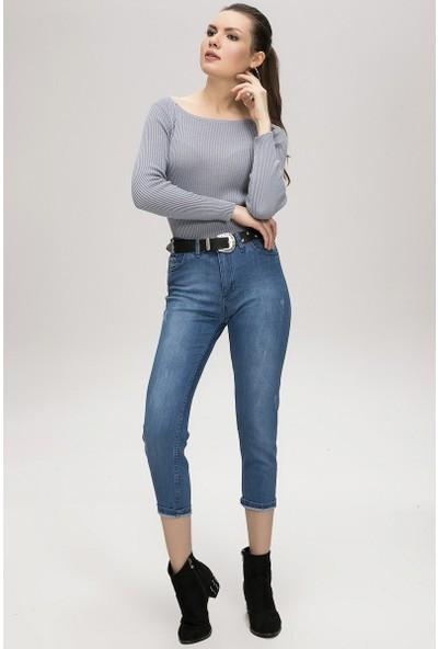 New Laviva 753-588-1007 Kadın Pantolon
