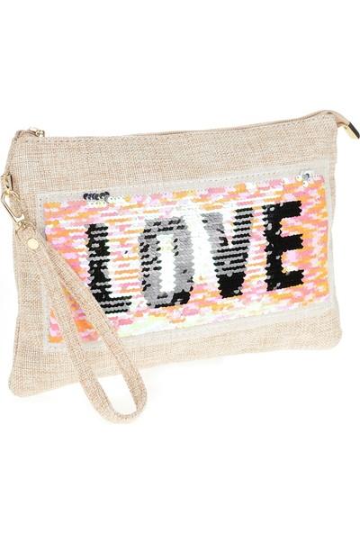 David Jones Kadın Askılı Çanta Love