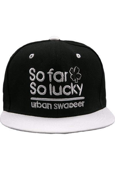 Laslusa So Far Hip Hop Snapback Şapka