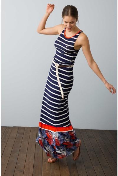 U.S. Polo Assn. Örme Elbise 50186803-Vr033