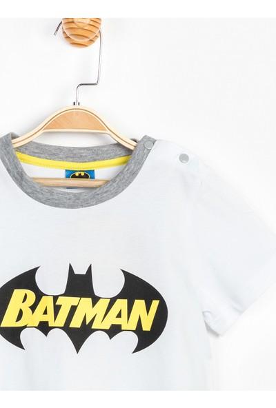 Mickey Mouse Batman Bebek Şortlu Takım 12847