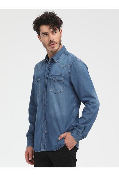 Loft Regular Fit Erkek Uzun Kollu Gömlek 2012923
