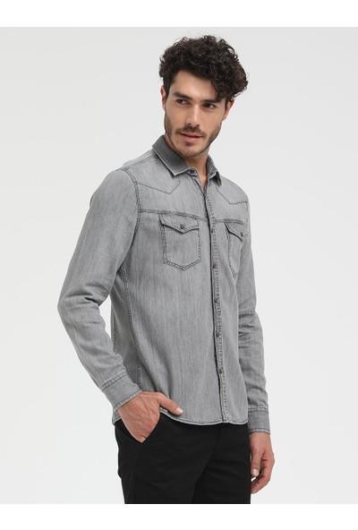 Loft Regular Fit Erkek Uzun Kollu Gömlek 2012924