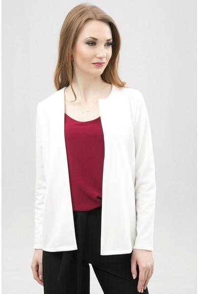 New Laviva Bordo Kadın Askılı Bluz