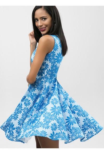 New Laviva 650-2213 Kadın Elbise