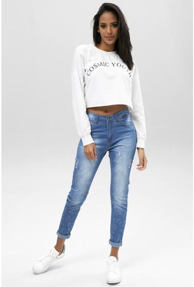 New Laviva 650-5003-1 Kadın Pantolon