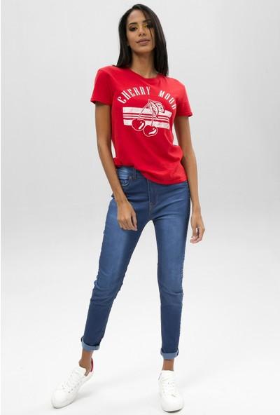 New Laviva 650-5003-2 Kadın Pantolon