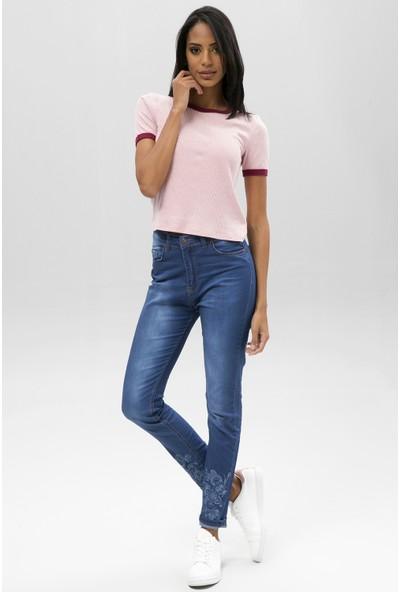 New Laviva 650-5003-3 Kadın Pantolon