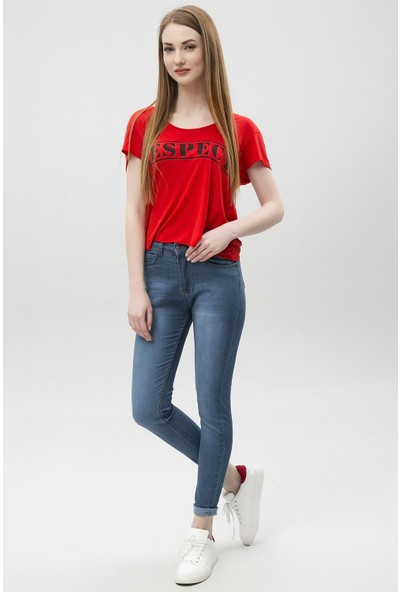 New Laviva 650-5003-6 Kadın Pantolon