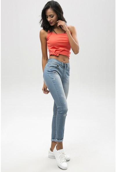 New Laviva 650-5006-1 Kadın Pantolon