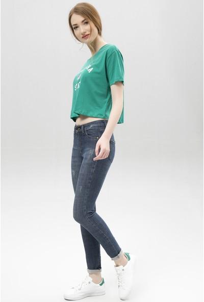 Bfg Moda 753-588-02042 Kadın Pantolon