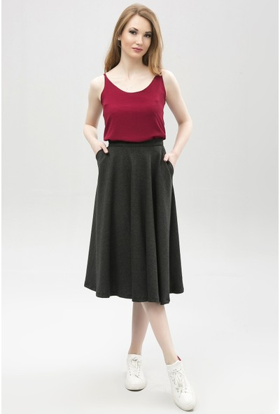 Bfg Moda 753-588-10030 Kadın Etek