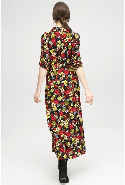 Bfg Moda 753-588-1974 Kadın Elbise
