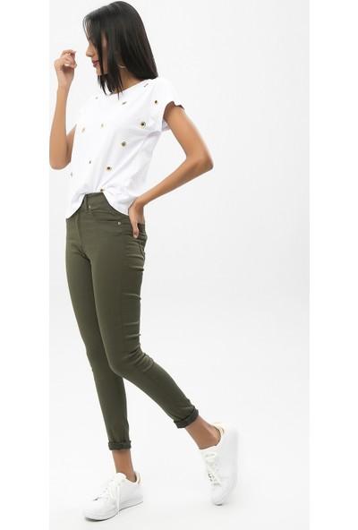 Bfg Moda 753-588-2002 Kadın Pantolon