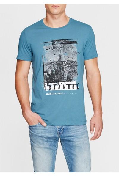 Mavi İstanbul Tişört 065002-25753
