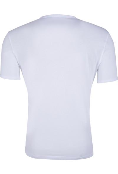 Armani Exchange Erkek T-Shirt 8NZT76Z8H4Z 1100