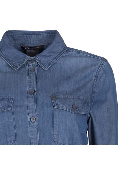 Armani Exchange Kadın Gömlek 8NYC03 Y1AKZ 1500
