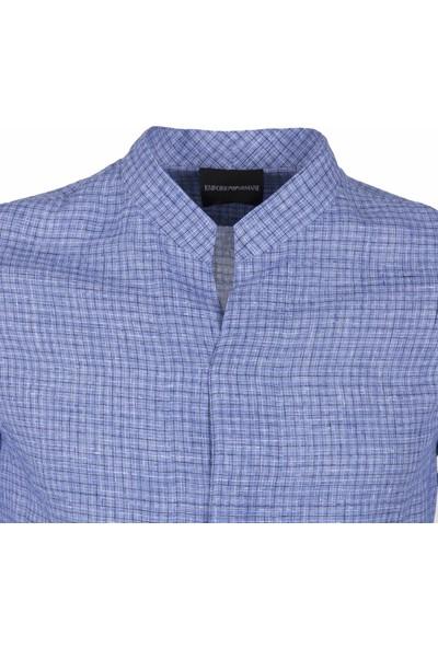 Emporio Armani Erkek Gömlek W1SMQL W16F1