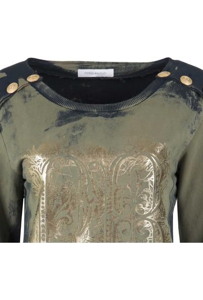 Pierre Balmain Kadın Sweat Shirt FP68230SF8281 680