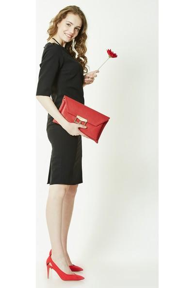 Soral Kadın Dar Kalıp Elbise