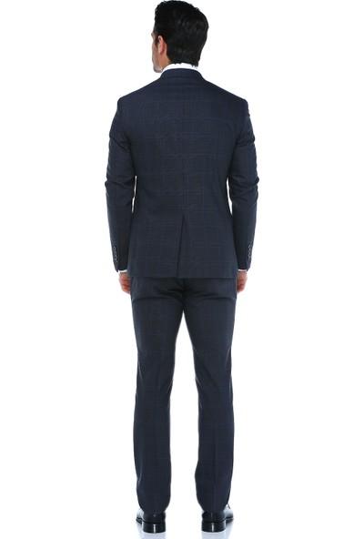 Centone Dar Takım Elbise 18Y-0001