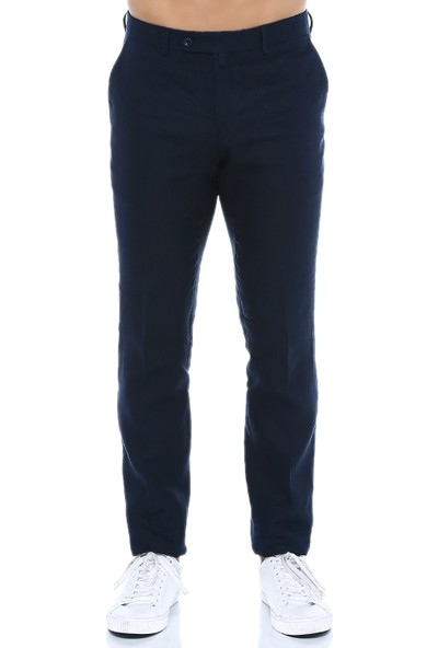 Centone Keten Pantolon 18-0015