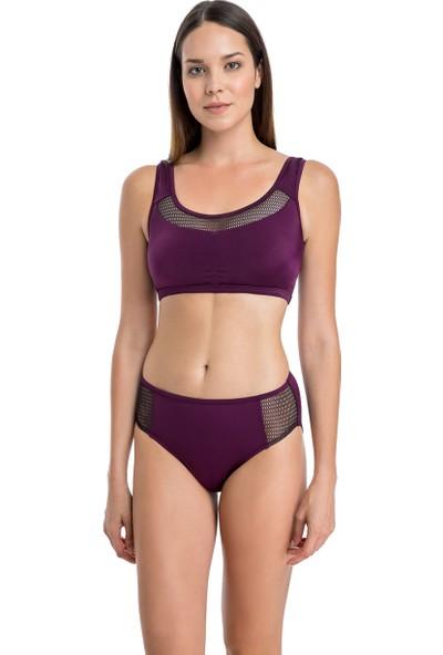 Dagi Luplu Bikini Takımı B0118Y0453Bor