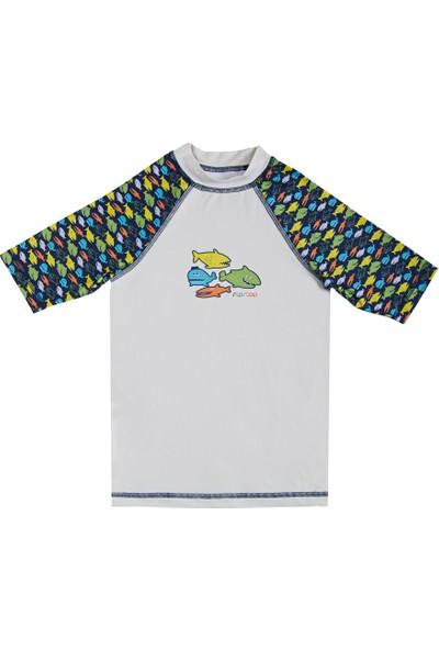 Slipstop Tonton Erkek Çocuk UV Korumalı Tshirt