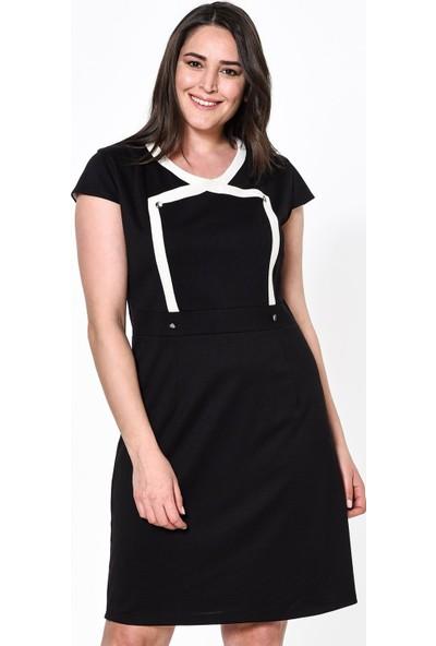 Lir Kadın Elbise 36 Siyah