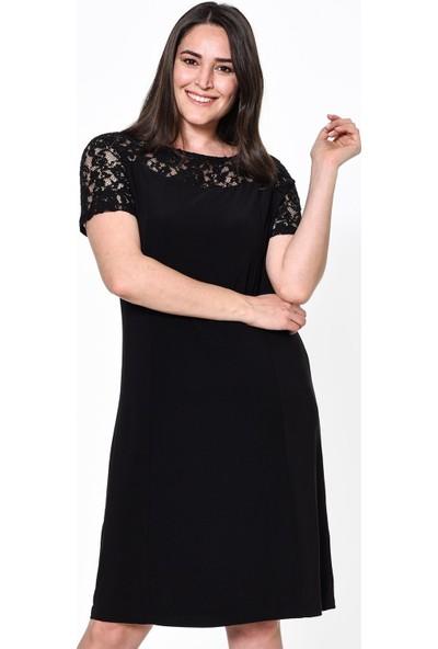 Lir Kadın Elbise 50 Siyah