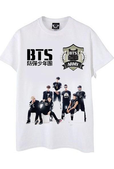 Take Bts Bangtan Boys Tişört