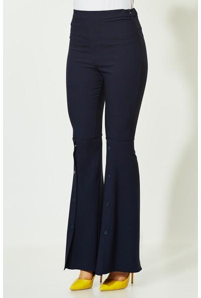 Soral Bayan İspanyol Paça Pantalon