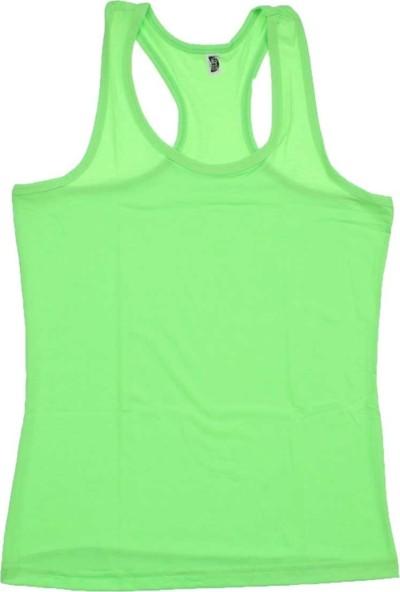 ModaKids Gümüş İç Giyim Kadın Yeşil Sporcu Atlet 040-4030-017