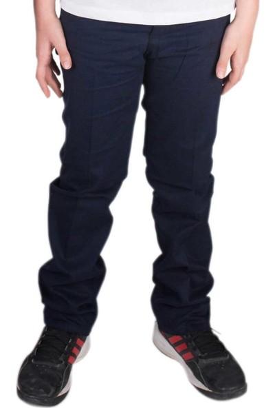 bb4364176c02a ModaKids 23 Nisan Erkek Çocuk Lacivert Keten Pantolon 059-500-012 ...