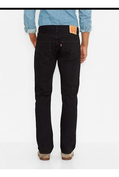 Levi's 501 Jeans Erkek Kot Pantolon 005010660 Siyah