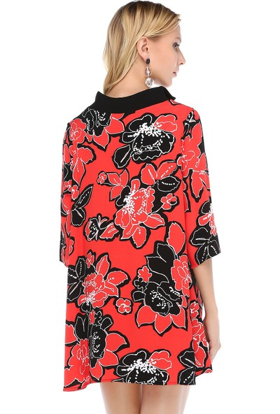 Cream&Rouge 18Y153 Elbise