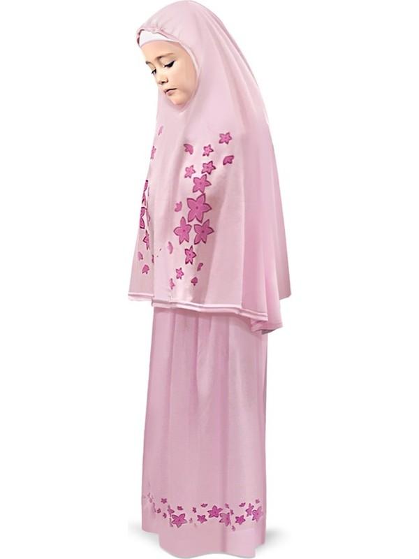 Oulabimir Kız Çocuk Namaz Elbisesi
