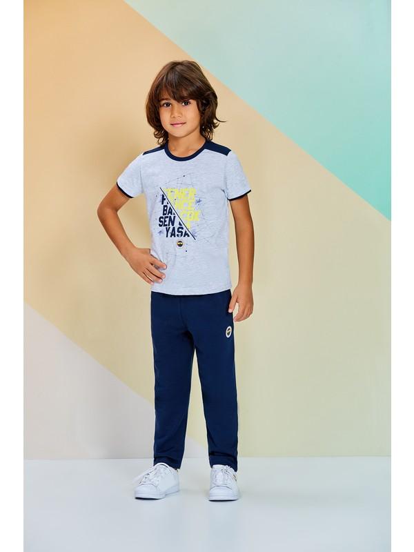Rolypoly Erkek Çocuk Fenerbahçe Pijama Takımı