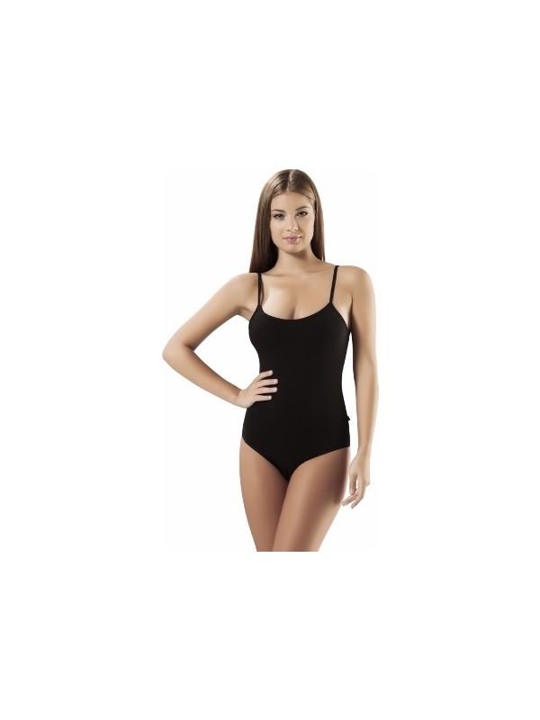 Tutku 3'lü Paket 0148 İp Askılı Kadın Body