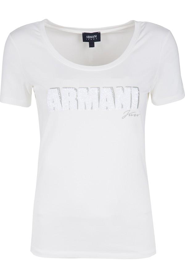 Armani Jeans - Women's T Shirts 6Y5T10 5Jabz 1148