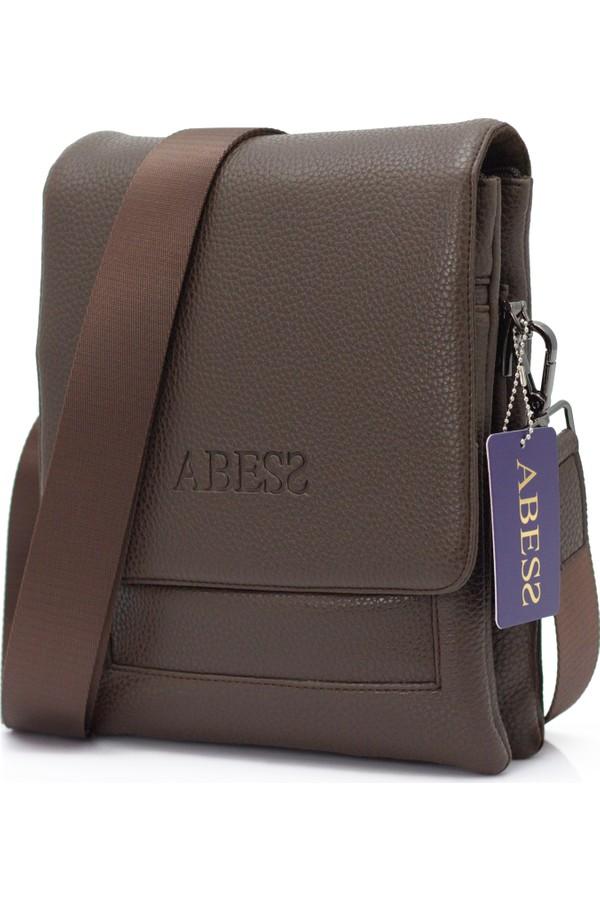 ABESSE Men Bag, Men's Shoulder Bag High Quality Large
