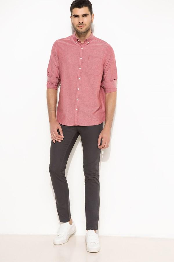 Paco de facto Men's Slim Fit 5 Pocket Pants