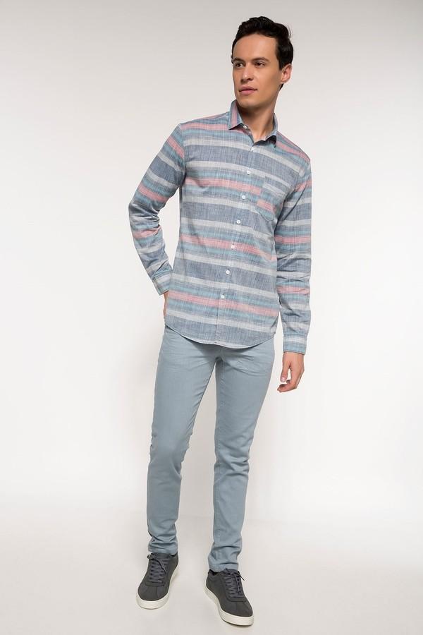 Extra Low Waist Skinny Fit Men Carlo de facto narrow-leg pants