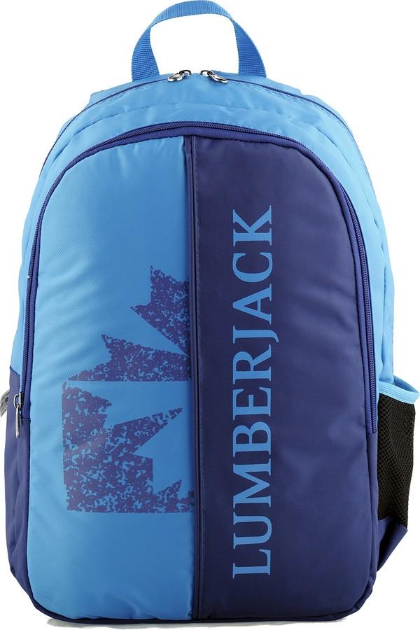 Lumberjack Blue Backpack LM8505