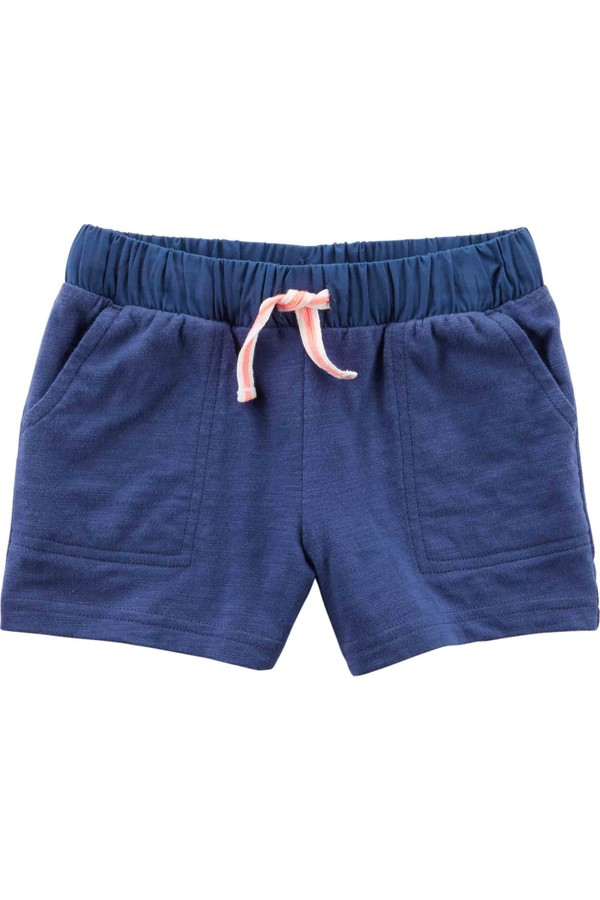 Carter's Girls Solid Shorts 278G863