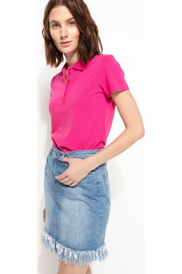 DeFacto Solid Women's T-shirt