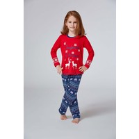 Roly Poly 2954 - İnterlok Kız Çocuk Pijama